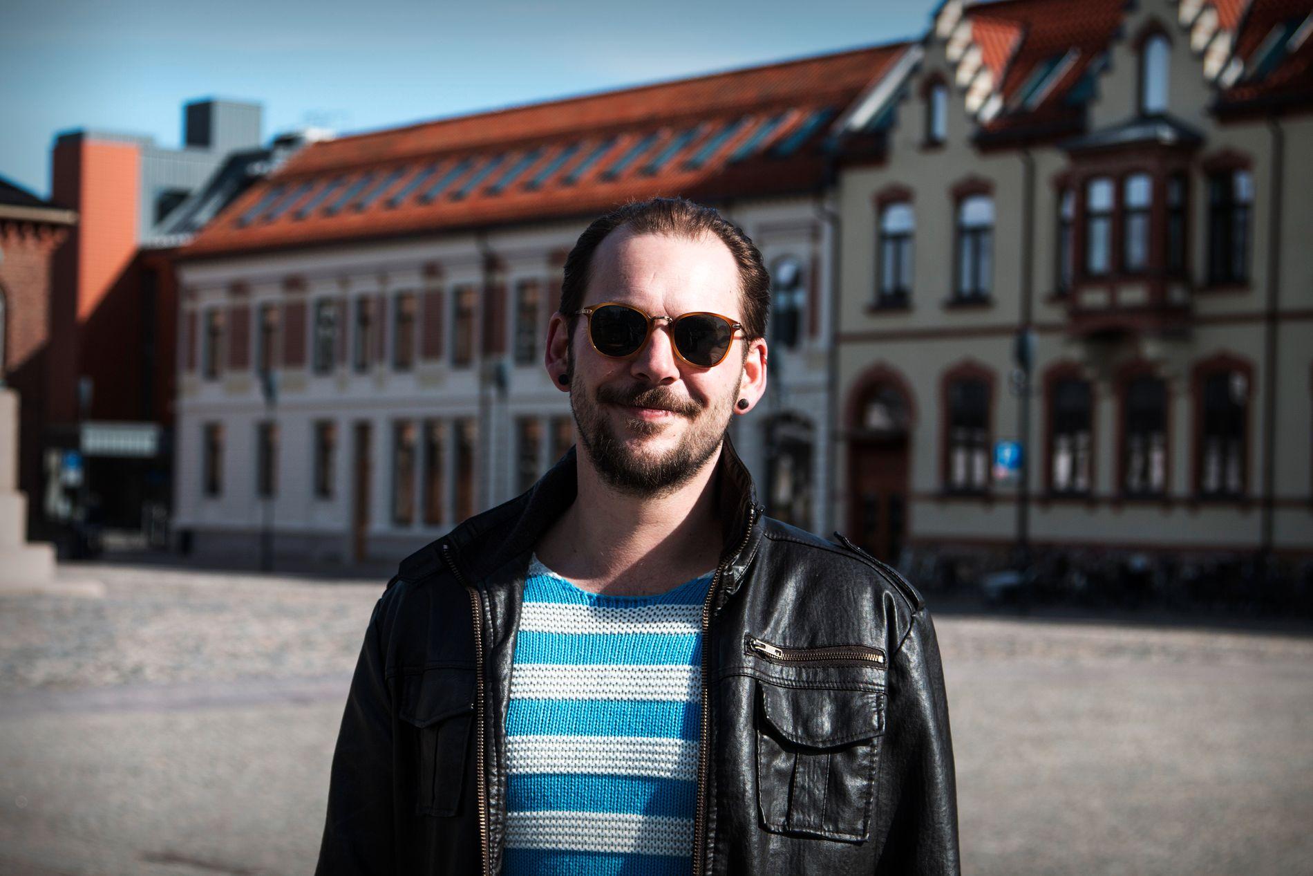 KRSby trynet: Fredrik Rosendahl