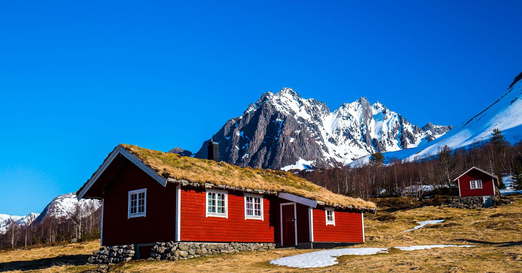 Aftenposten mener: Hyttekommuner må klare å ta vare på hyttefolk