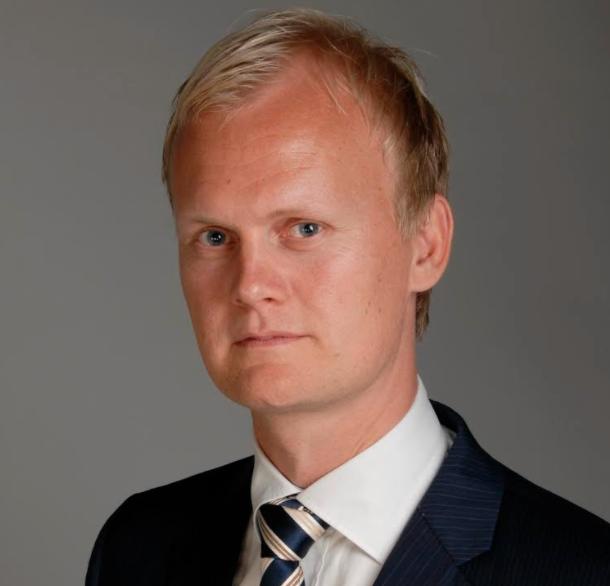 Hans Fredrik Marthinussen