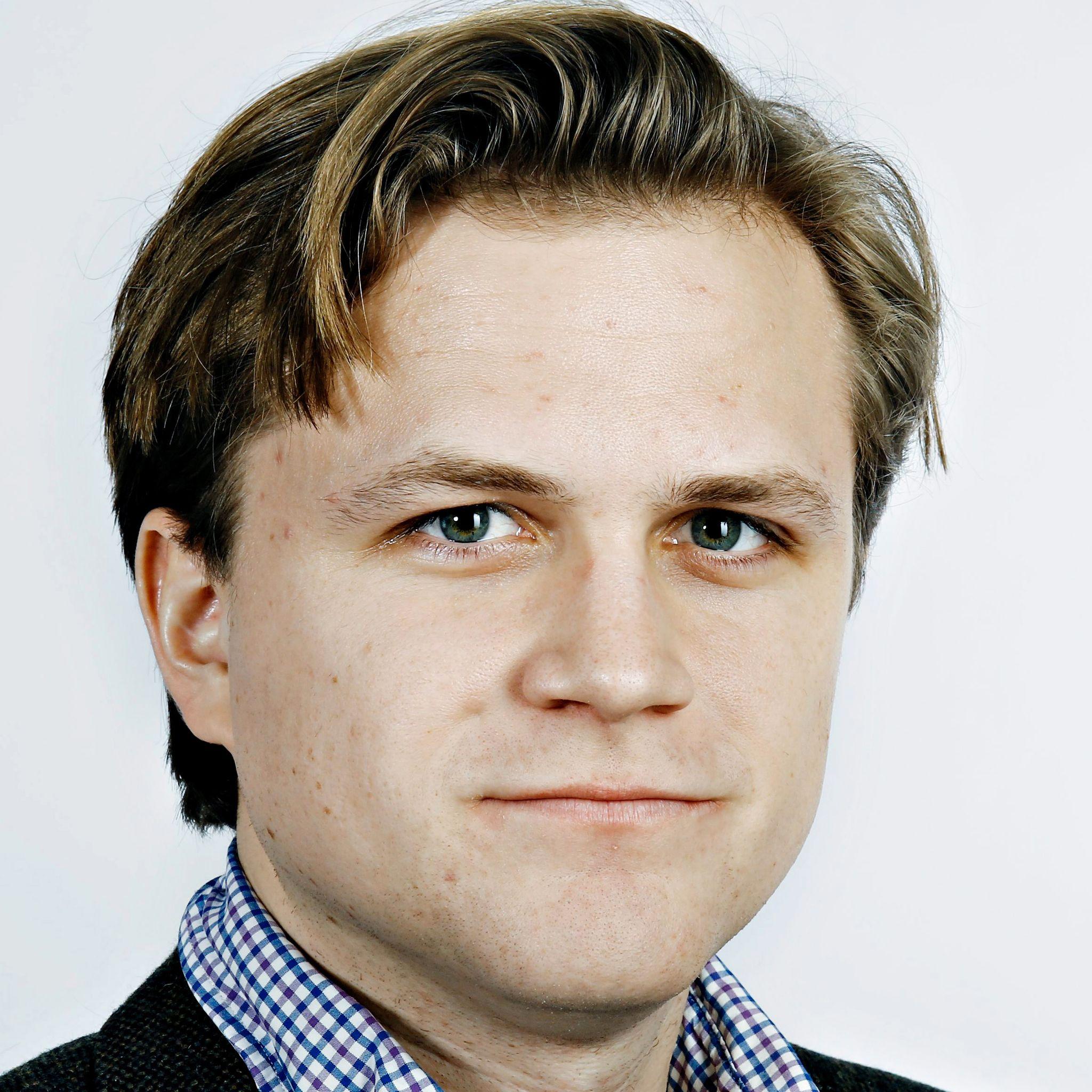 Øystein Kløvstad Langberg