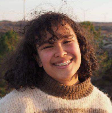Tina Razafimandimby Våje (16)