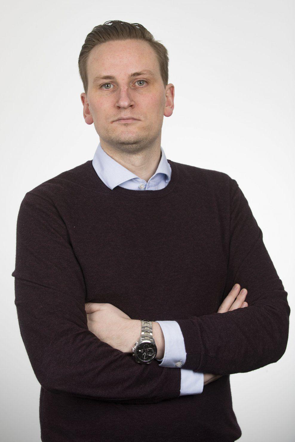 Øyvind Herrebrøden, VG