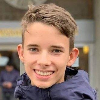Vegar Klyve (17), skole- og arbeidsansvarlig i AUF i Vestland.