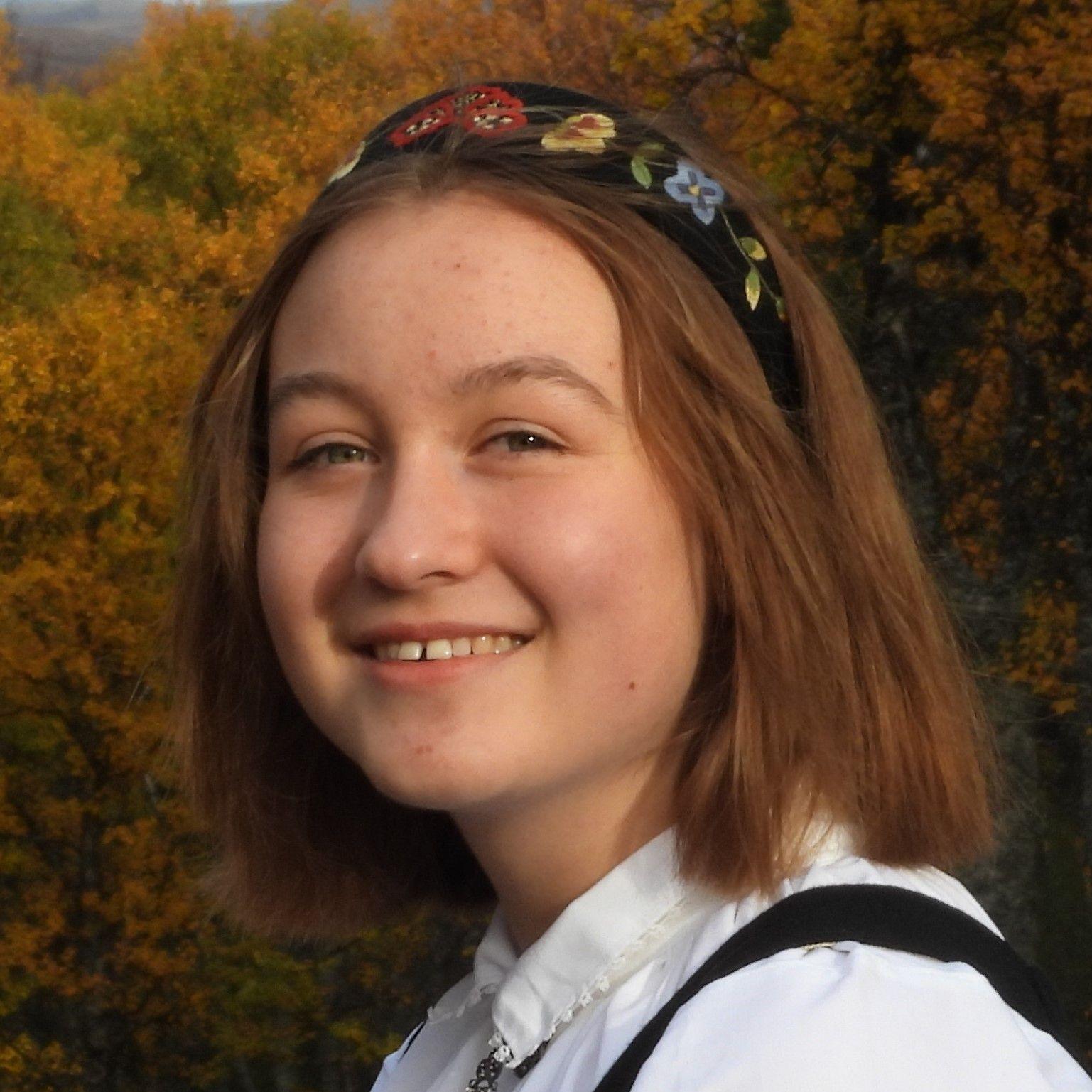 Malin Østby (16)