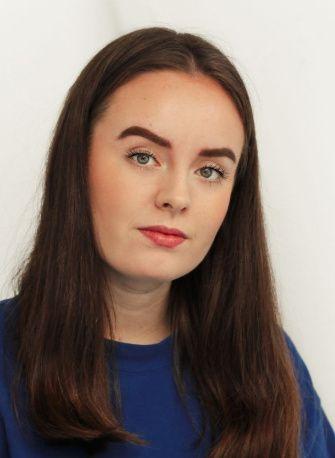 Emma Erlandsen (20), leder for Bergen Unge Høyre