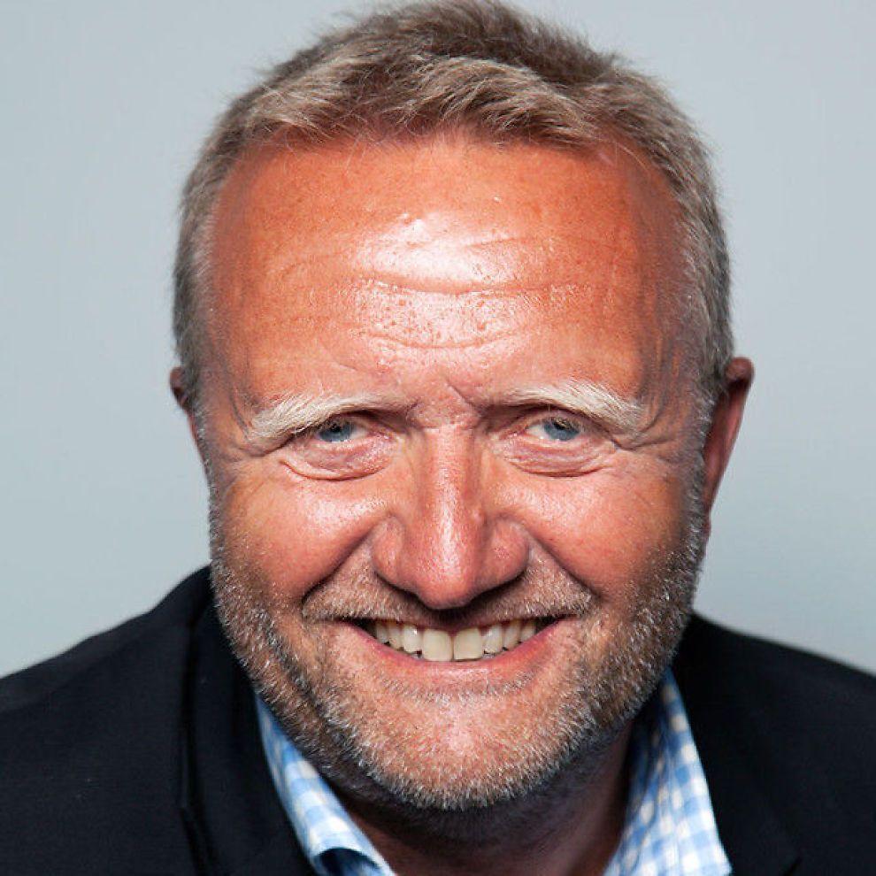 Kjell Terje Ringdal, førstelektor i retorikk, Høyskolen i Kristiania