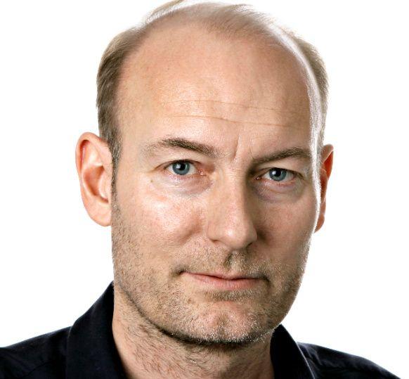 Knut Olav Åmås, spaltist og direktør i Fritt Ord