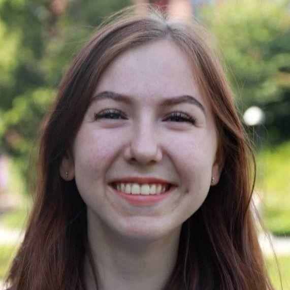 Hanna Lein-Mathisen (17), leder Oslo Unge Venstre