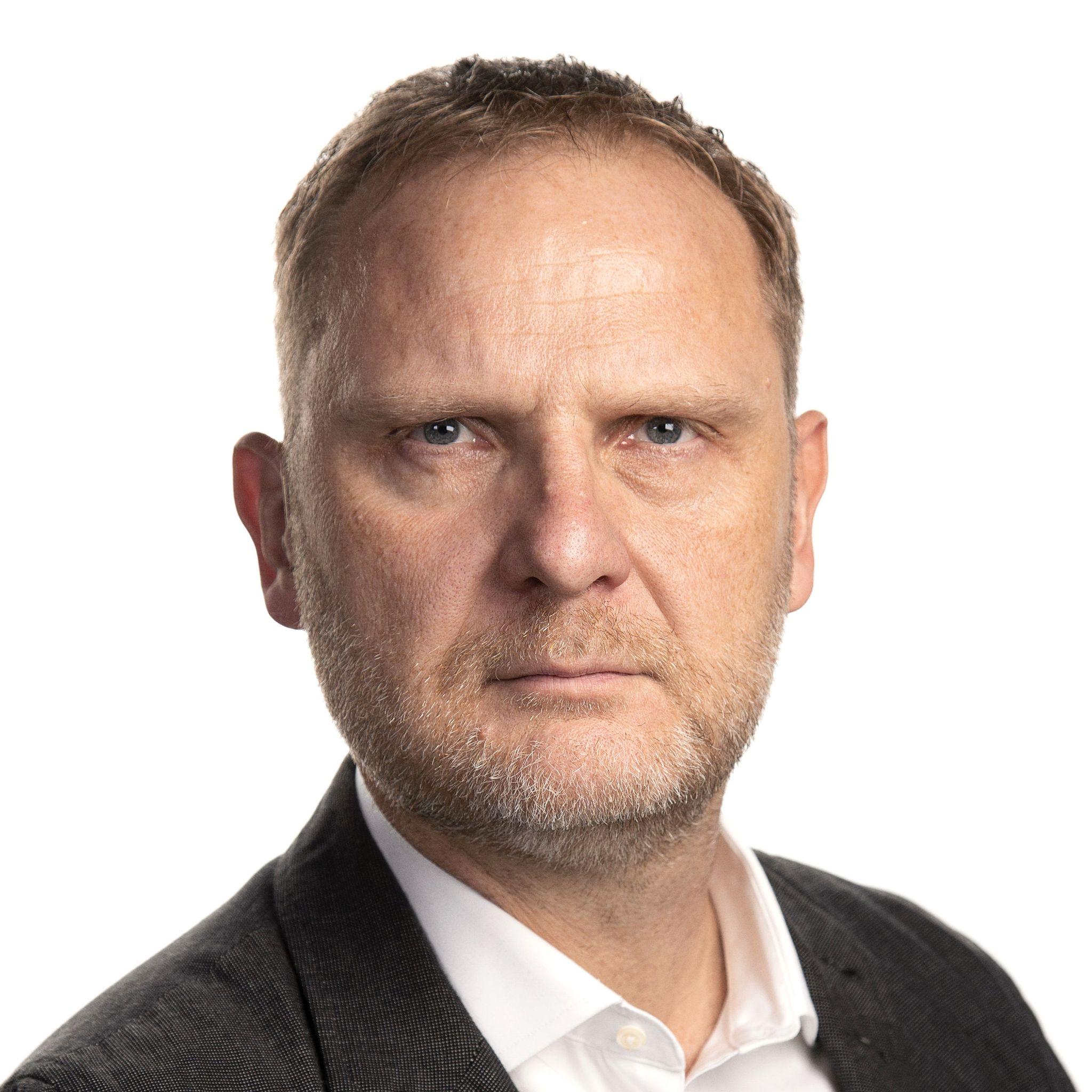 Frank Rossavik