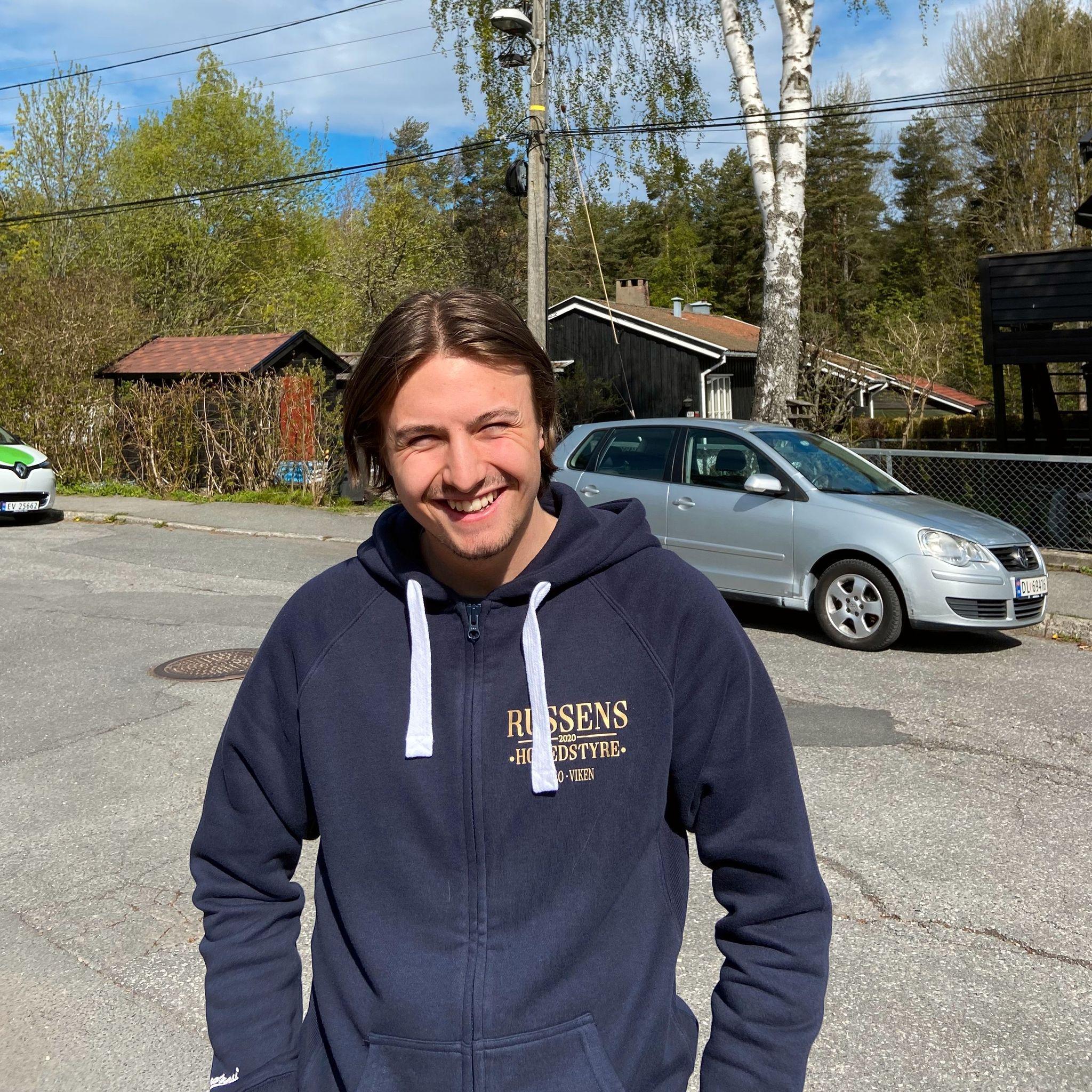 Tias Ødegård-Olsen (18)