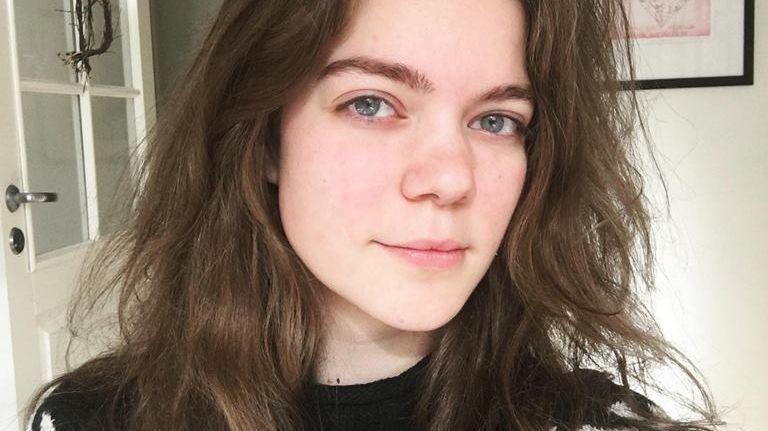 Linn Isabel Eielsen (18), illustratør