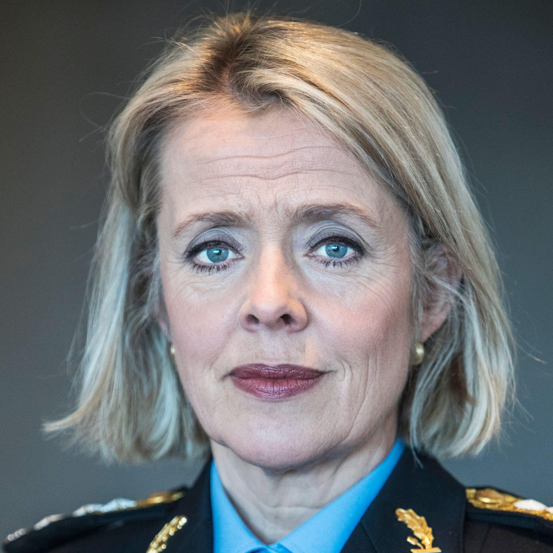 Benedicte Bjørnland