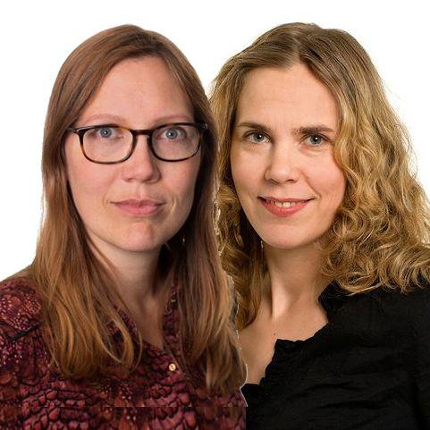 Helene Ingierd og Ingrid Synnøve Torp