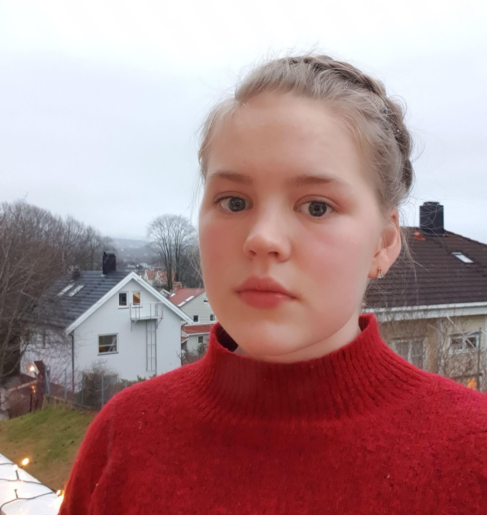Johanne Marie Haanes (18)