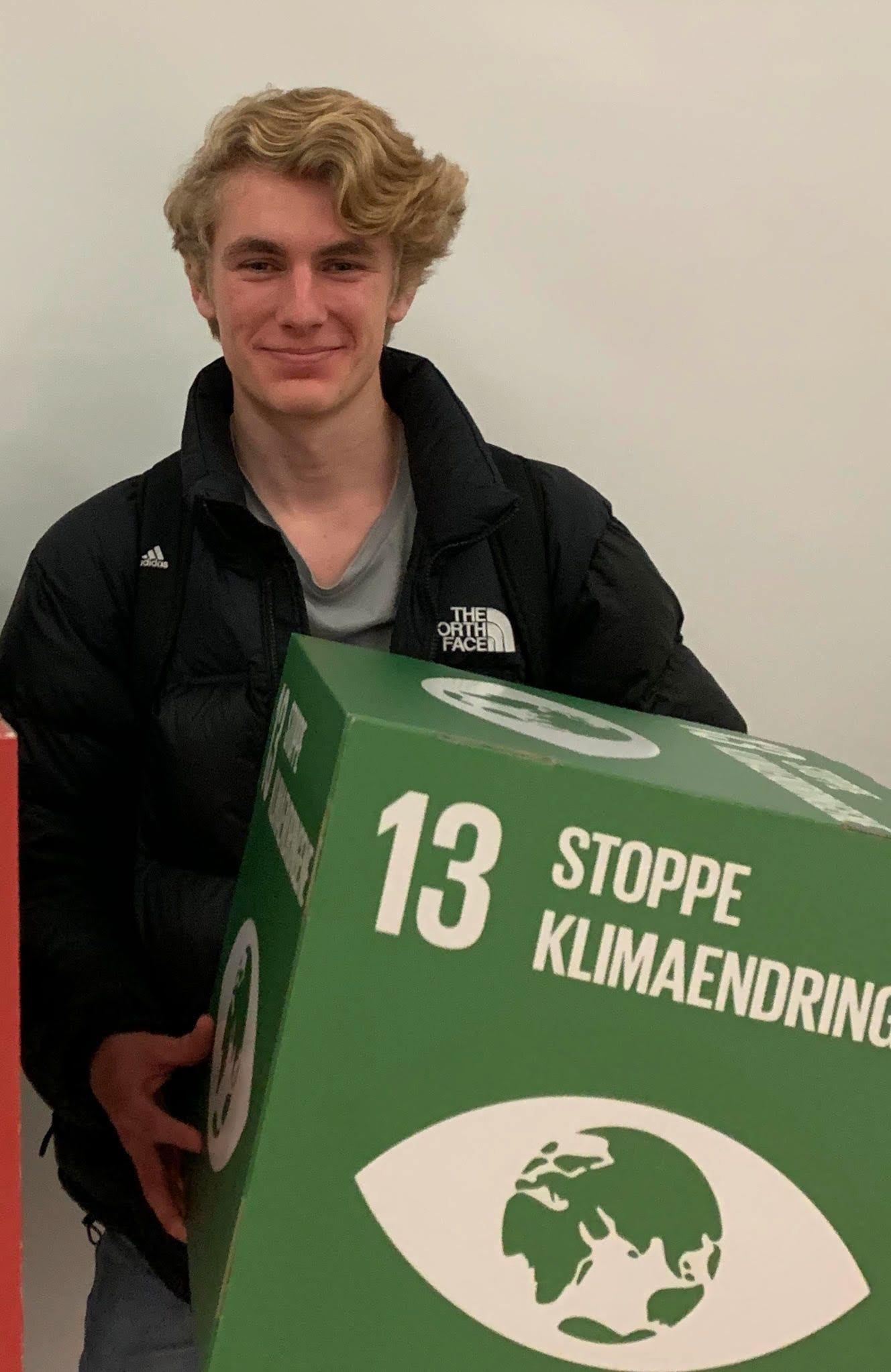 Nicolai Østebye (16)