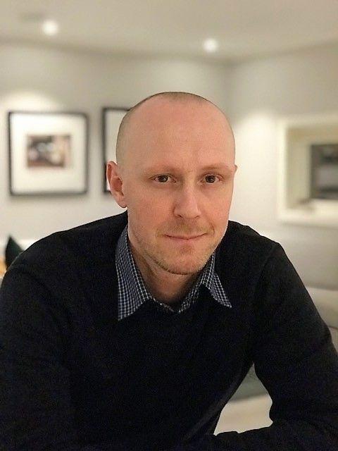Fredrik Kielland Sværd