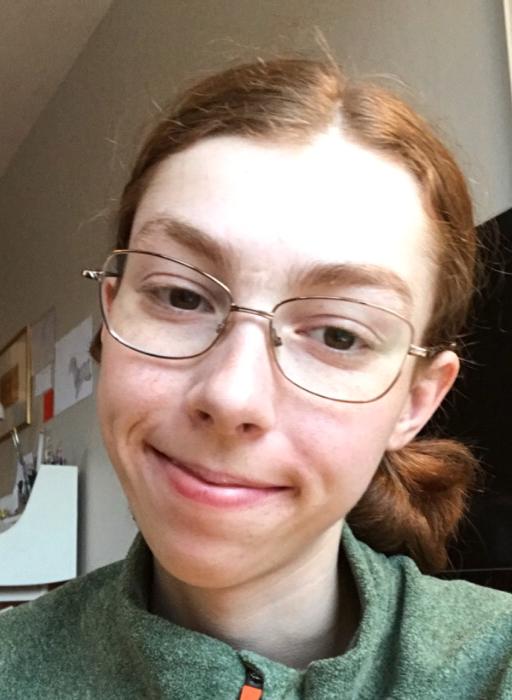Marie Synnøve Hellevang (21)