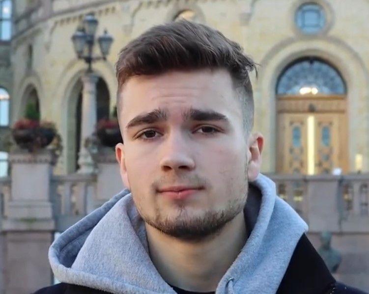Bjørn Norman (18)
