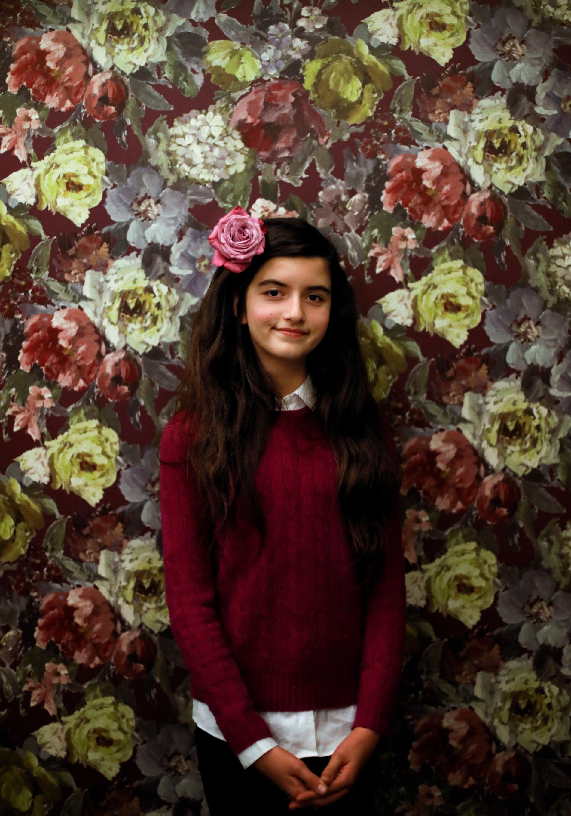 Angelina Jordan (11) følger sin egen stemme