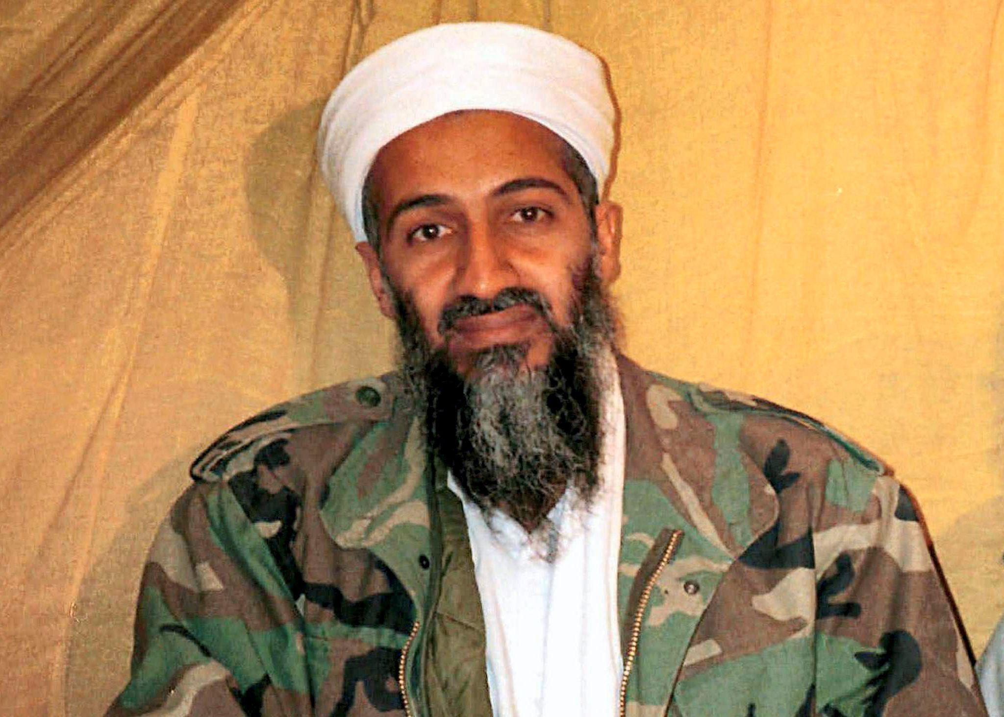 Falsk bin Laden pågrepet