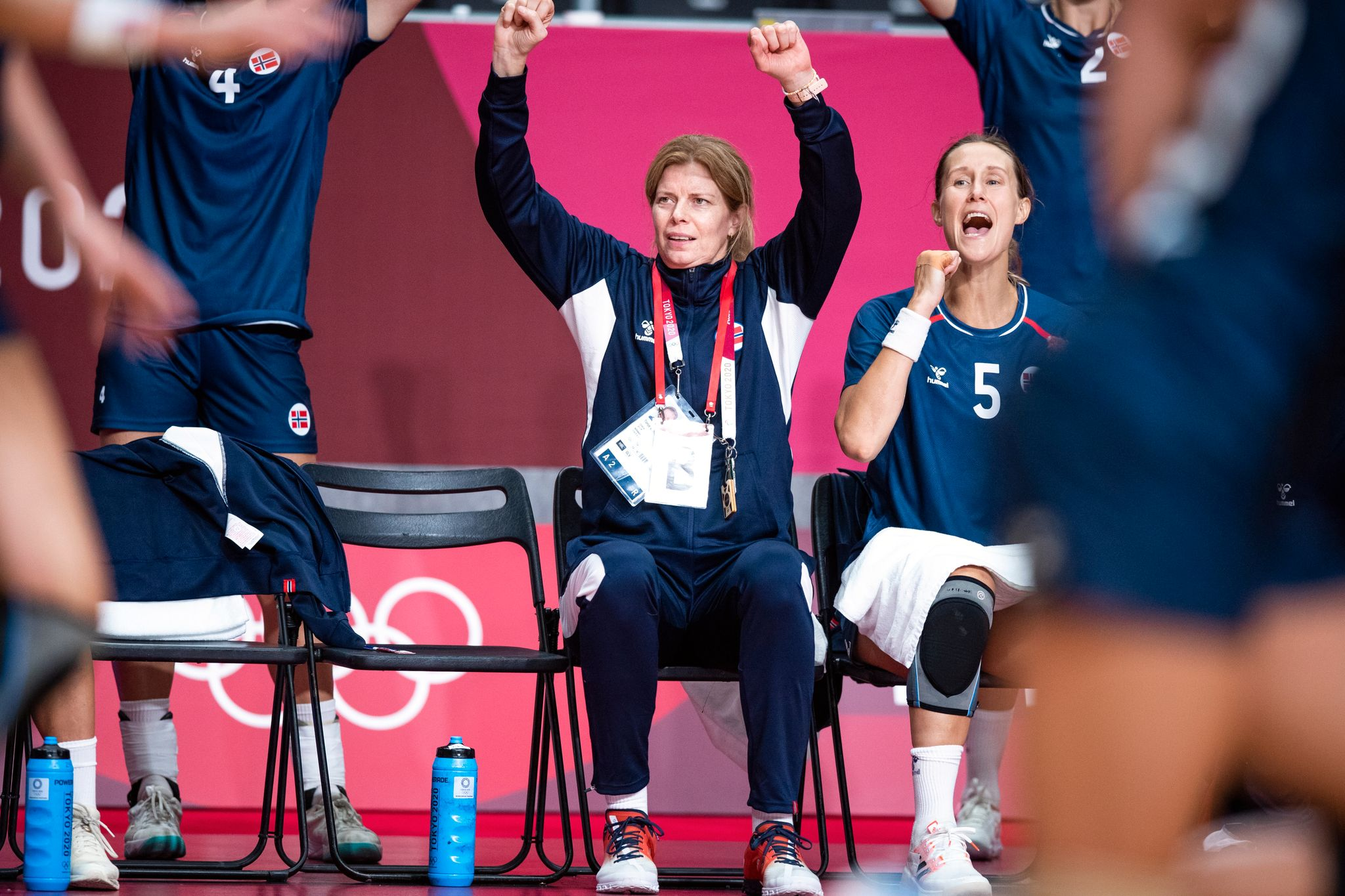 Rekordmange kvinnelige trenere. Men forbundet er ikke helt fornøyd.