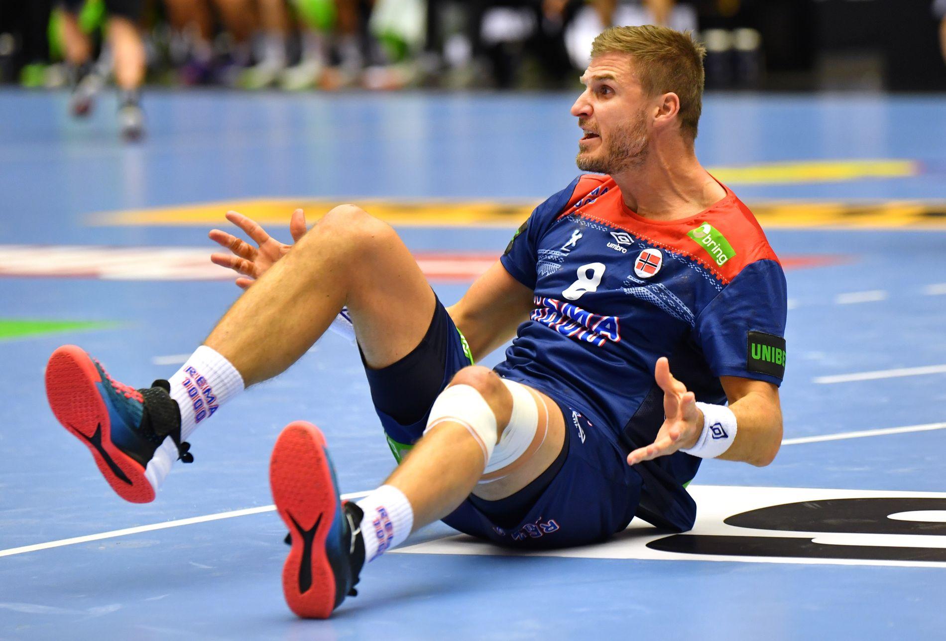 Bjarte Myrhol legger opp etter OL