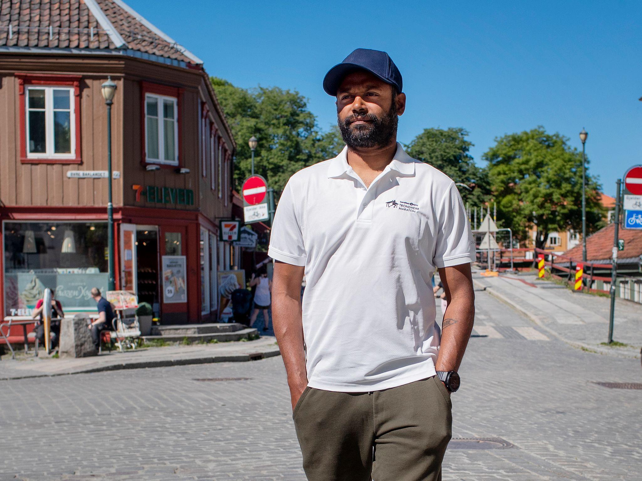 Vinneren ble rasende etter bro fadesen i Trondheim Maraton