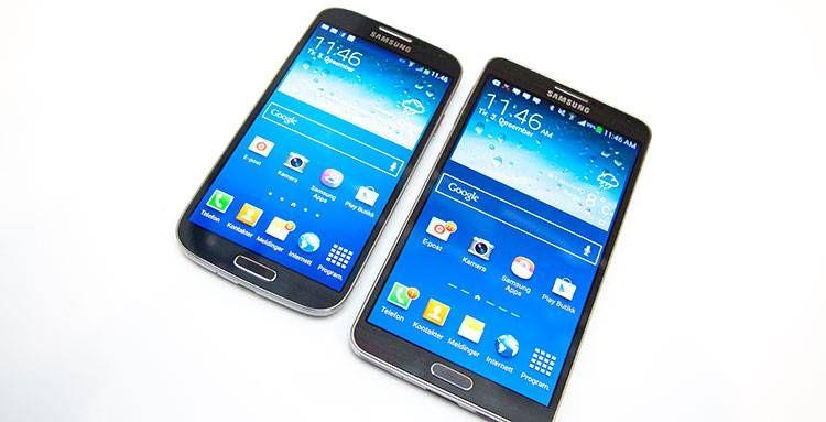 Samsung Galaxy Norge: desember 2013