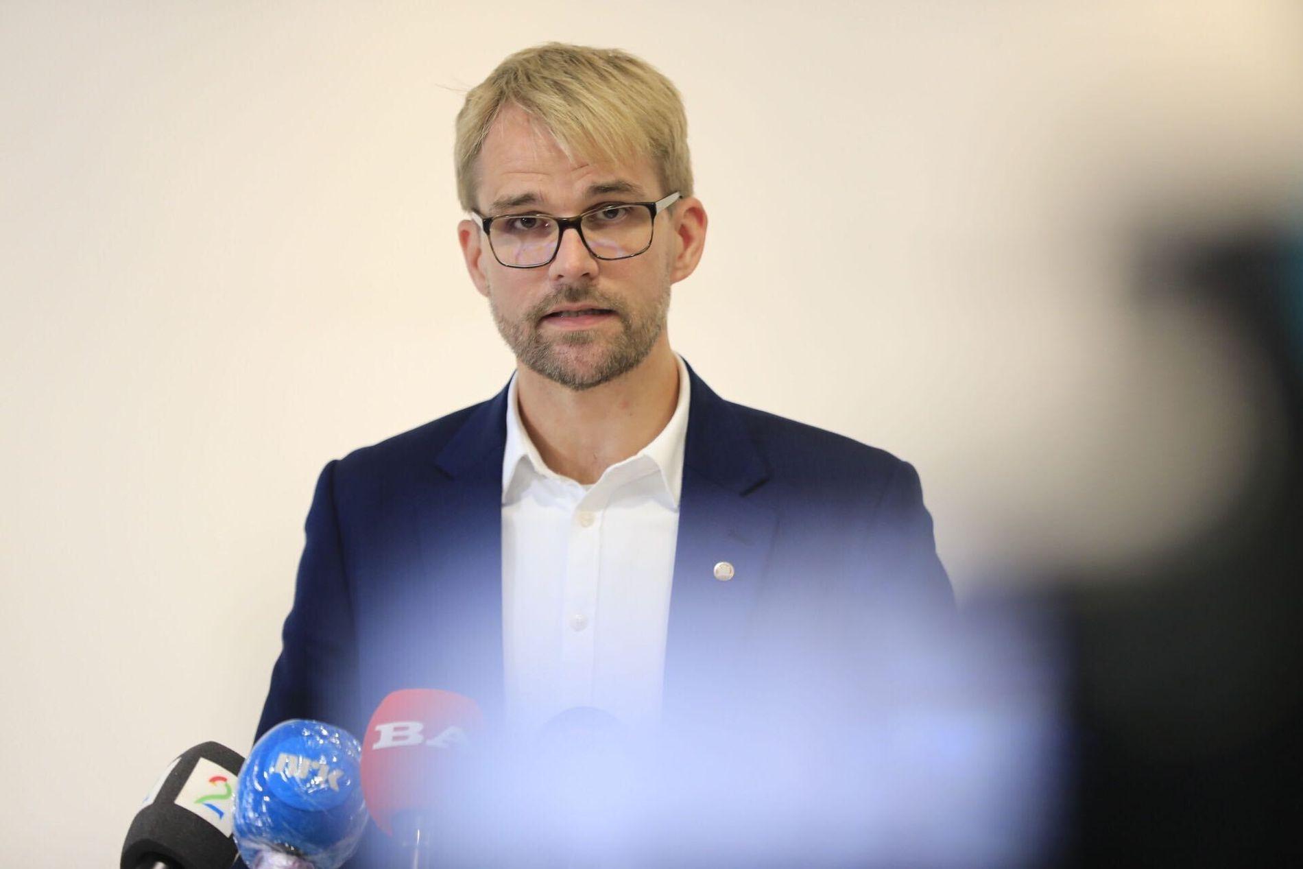 Valhammer: Åpner for offentlige arrangement med 200 personer