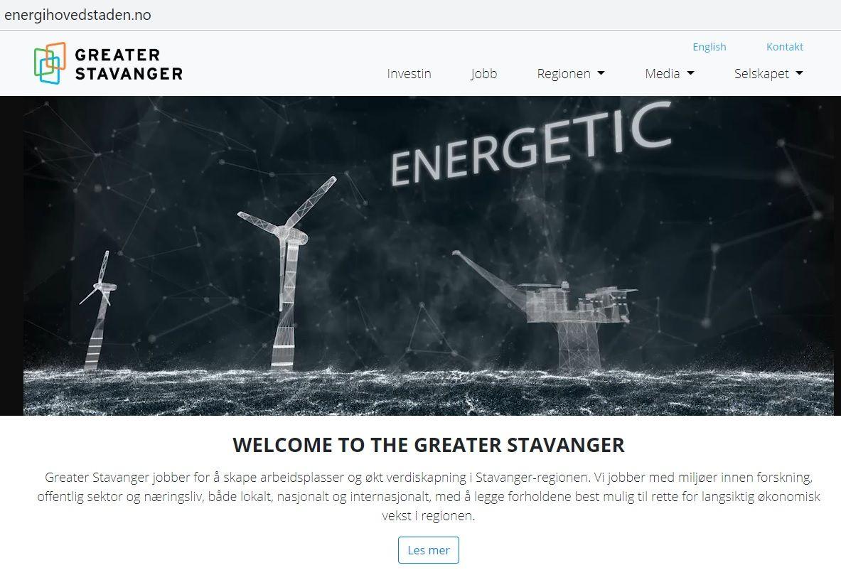 Na Har Stavanger Kjopt Energihovedstaden