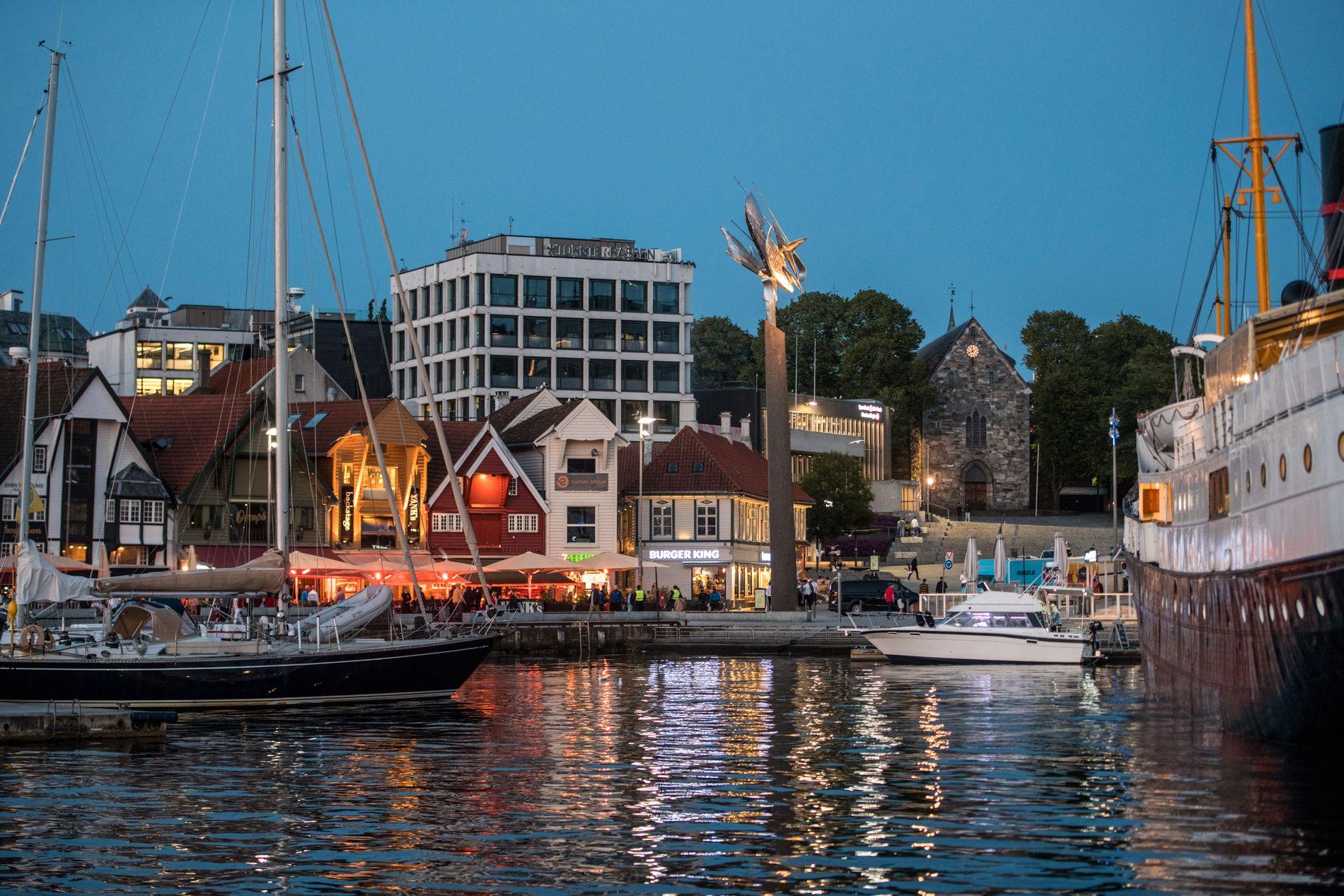 Stavanger Kommune Far Full Score