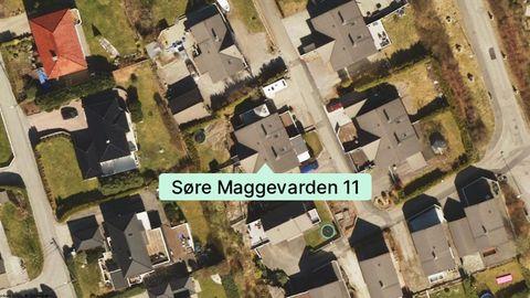 Søre Maggevarden 11 har skiftet eiere. Her er prisen.