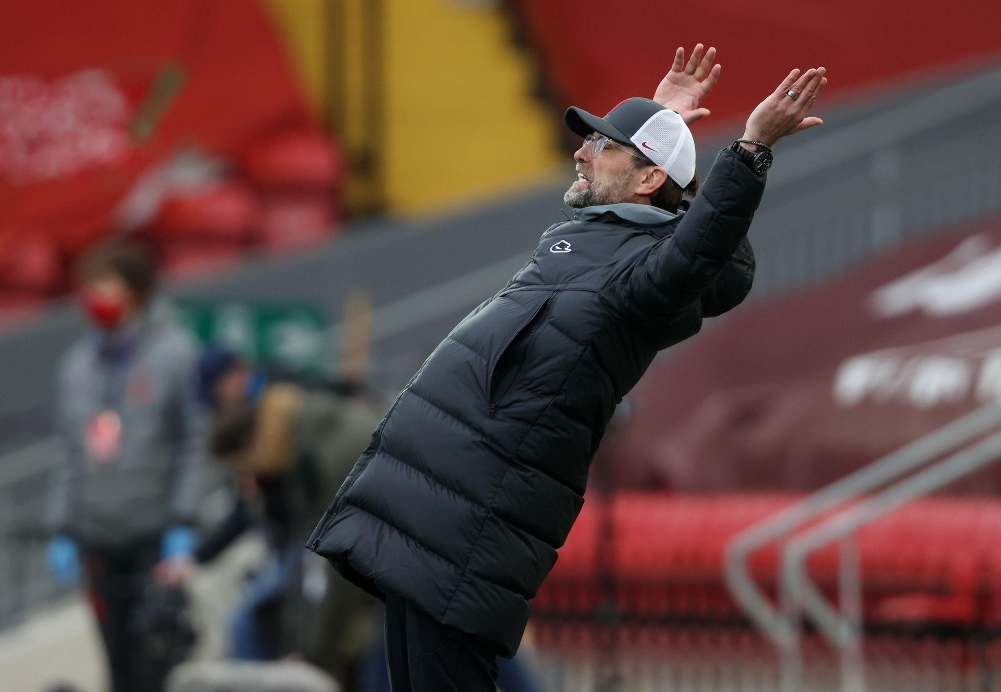 Seks strake Anfield-tap for Liverpool: – Ikke normalt for noen mestere