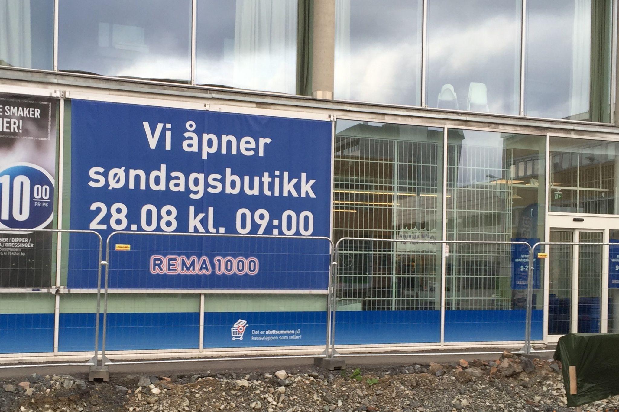 Søndagsåpne Butikker Grunerløkka