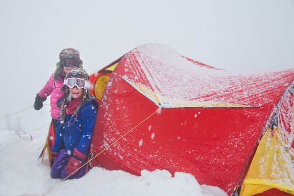 Slik lager du en annerledes vinterferie for barna dine