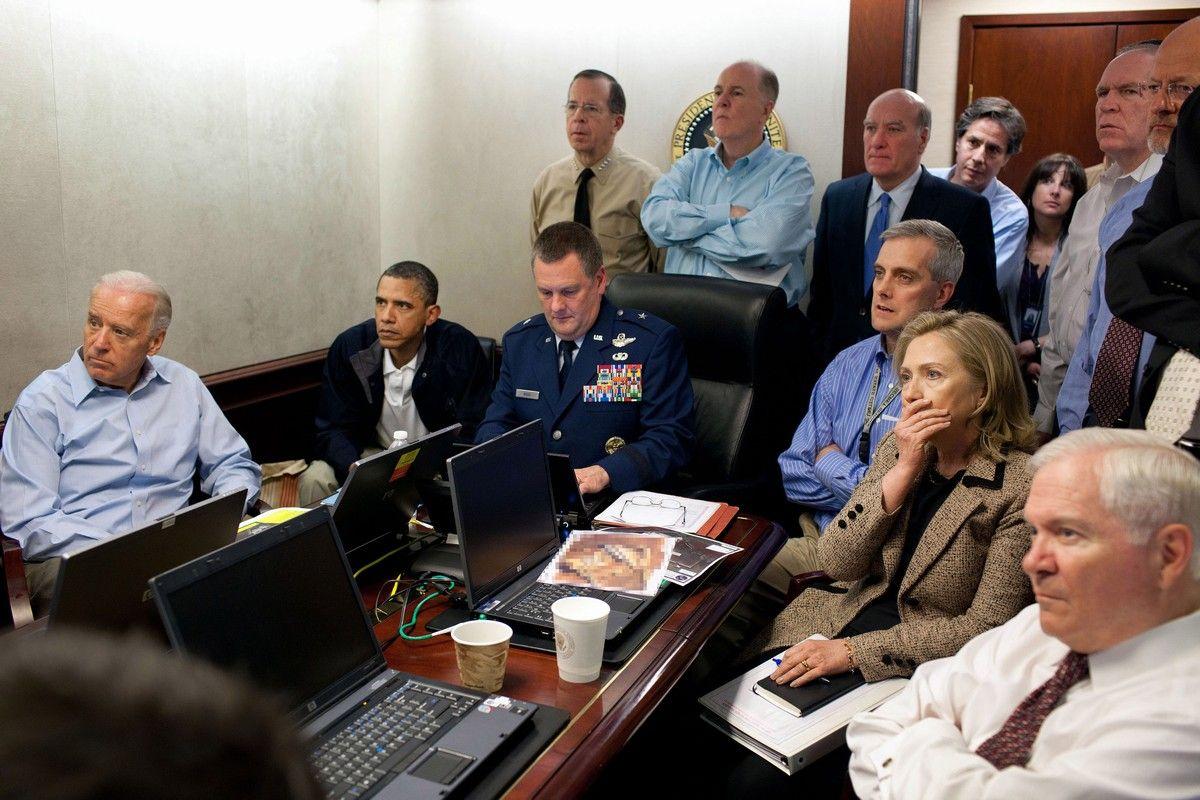 Blir Osamas dødObamas seier?