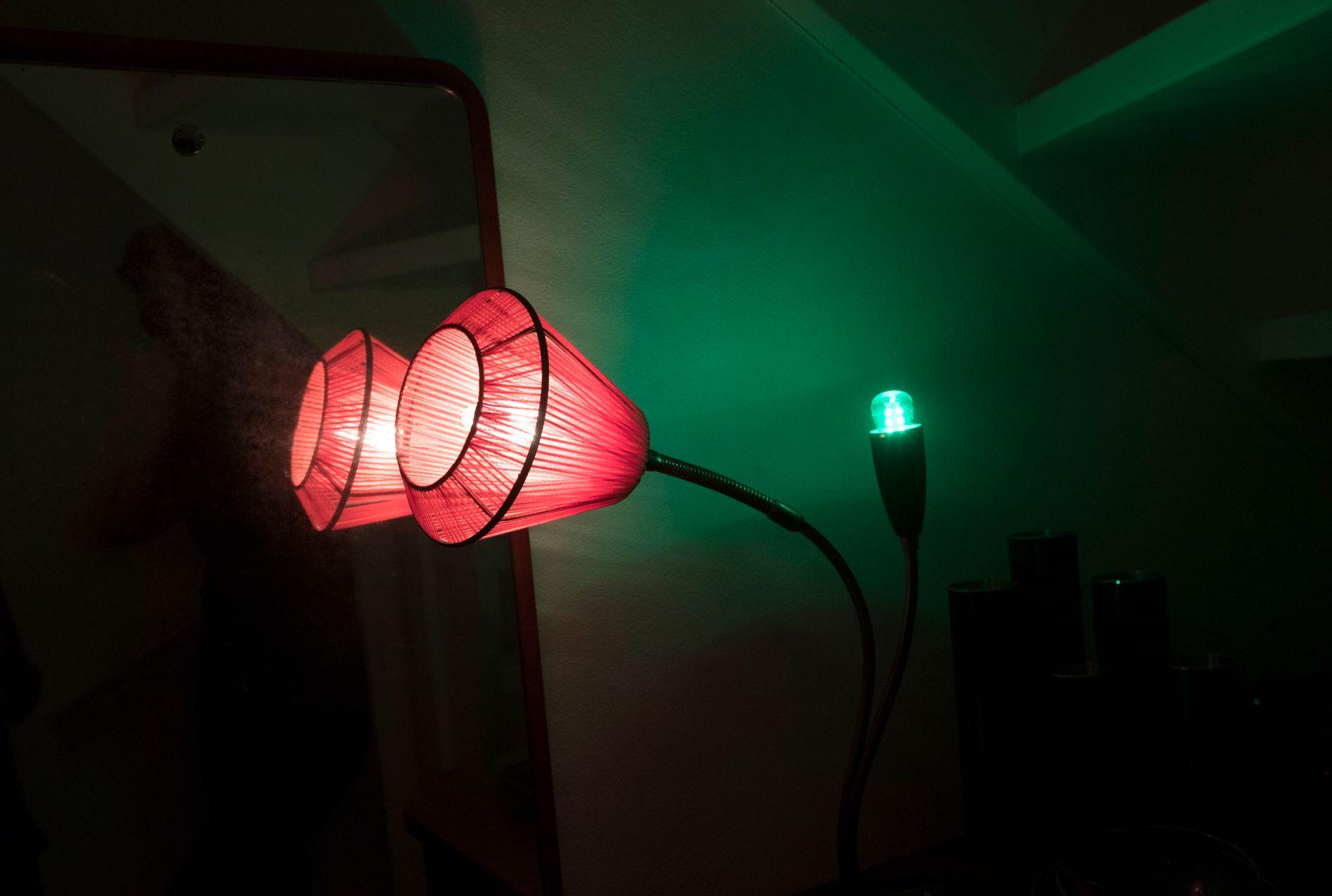 Tonje Fagerheim samler på lamper: – Livet er altfor kort til