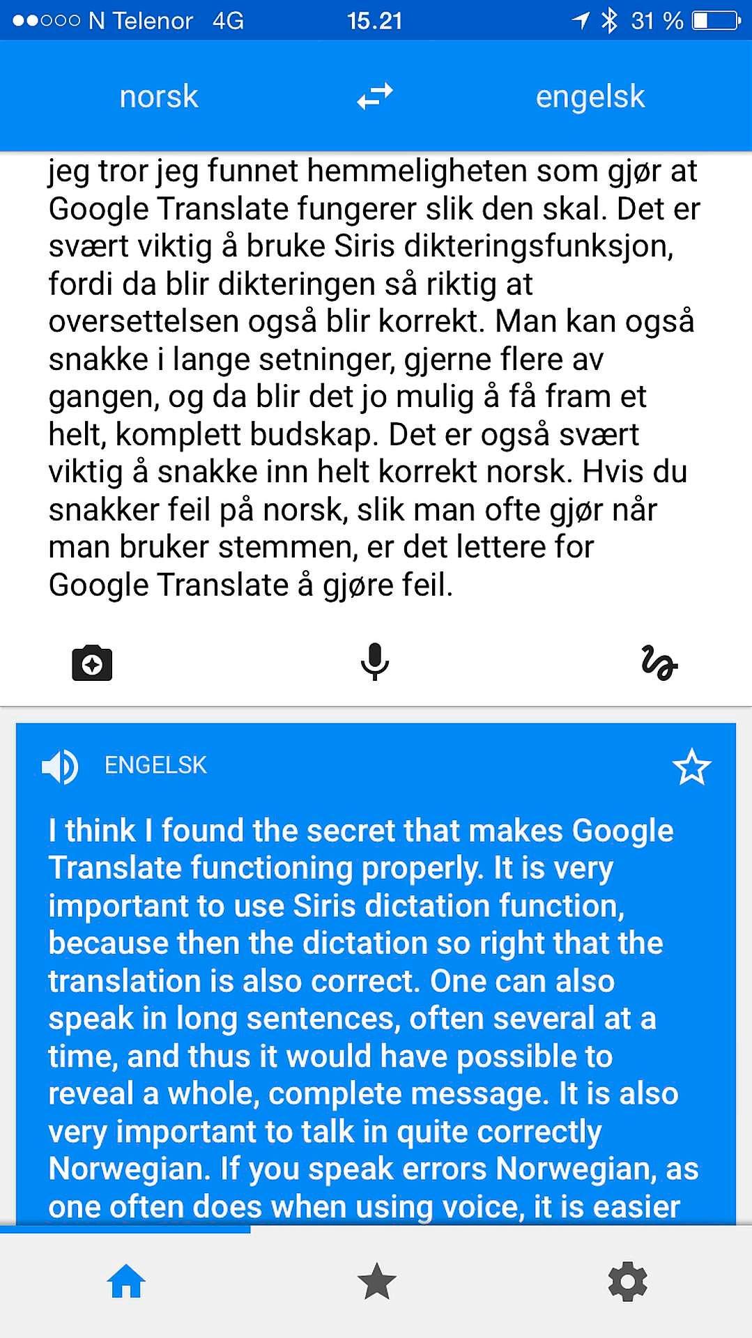 Test: Slik virker de «magiske» oversetter appene