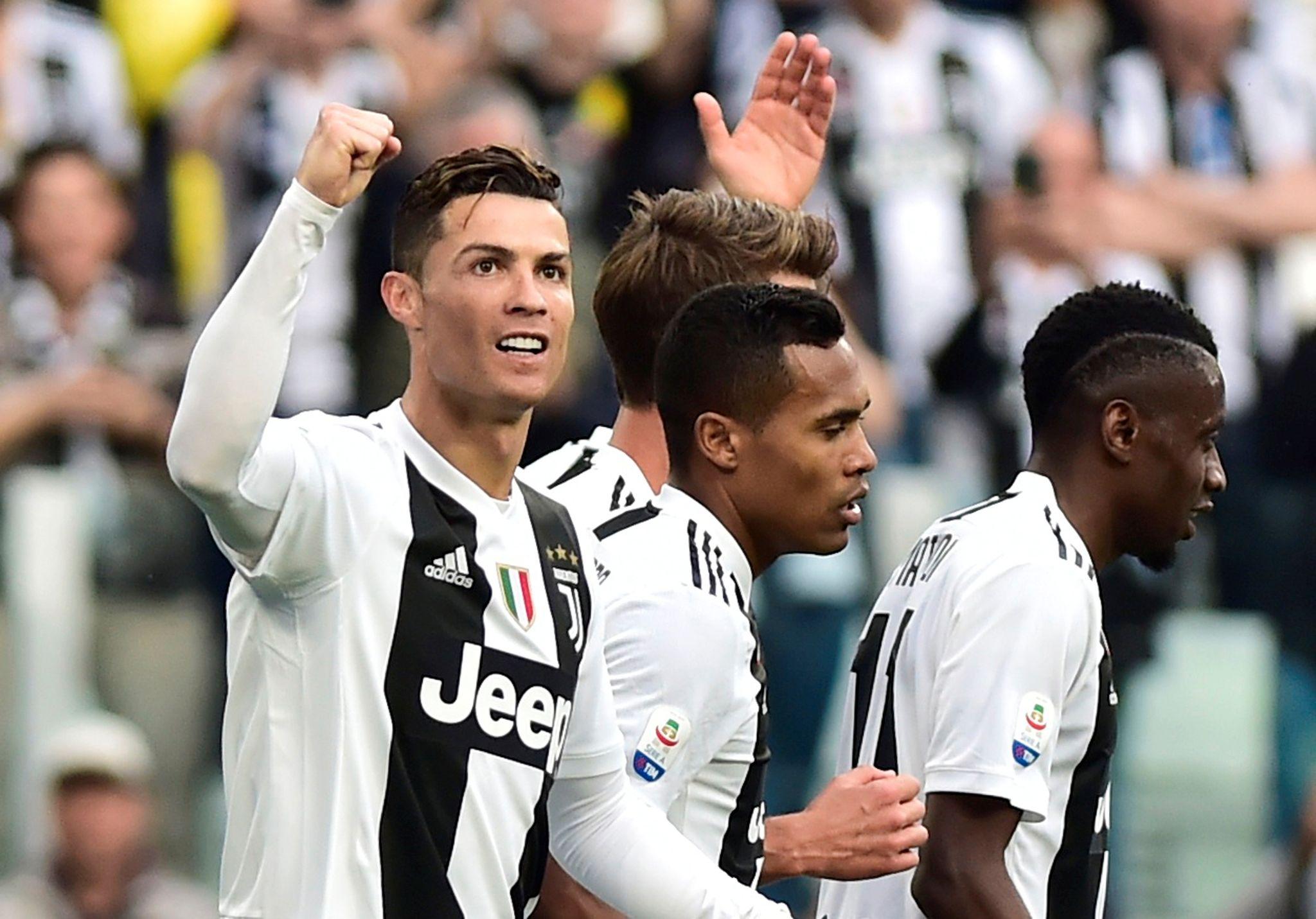 Juventus sikret seriegullet fire dager etter