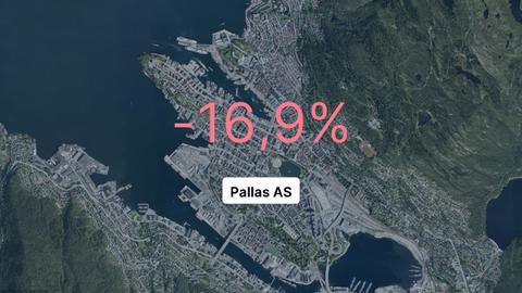 Årsresultatet til Pallas AS er klart. Kraftig lønnshopp for daglig leder.