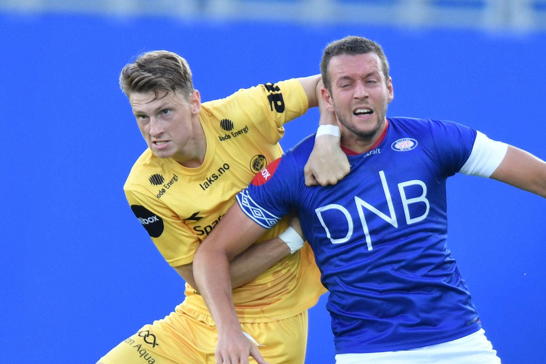 Opplysninger til VG: Serie A-klubb med bud på Glimt-stjerne