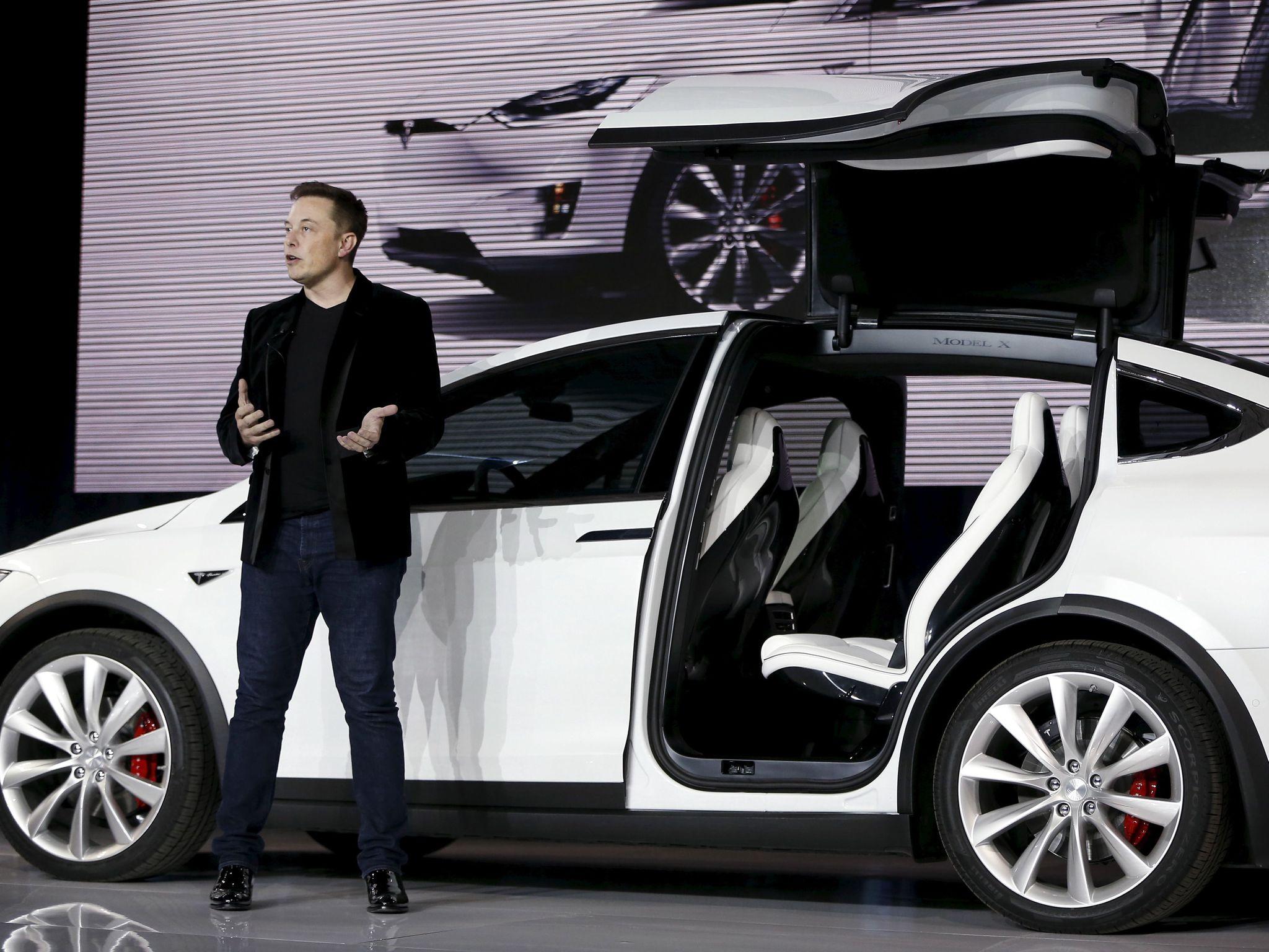 Elon Musk sikter mot stjernene
