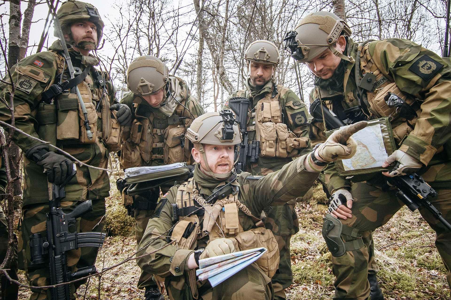 Militært Anlegg Kryssord